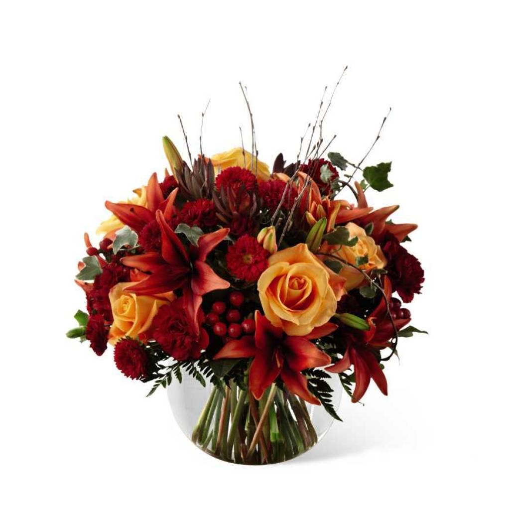 Bouquet en Florero