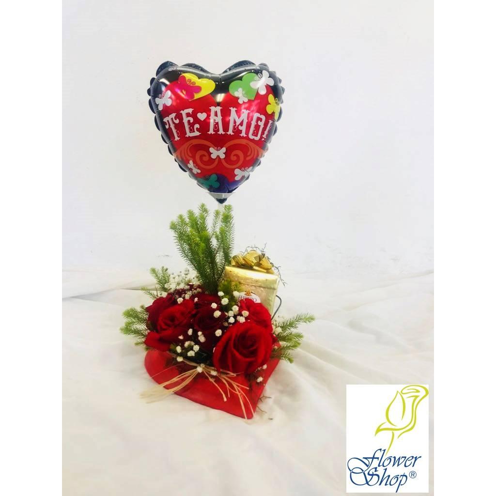 Encantado Valentín