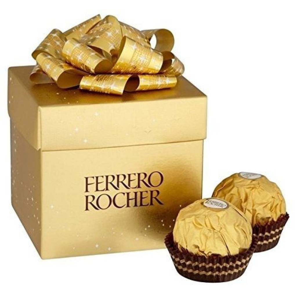 Caja Ferrero Rocher