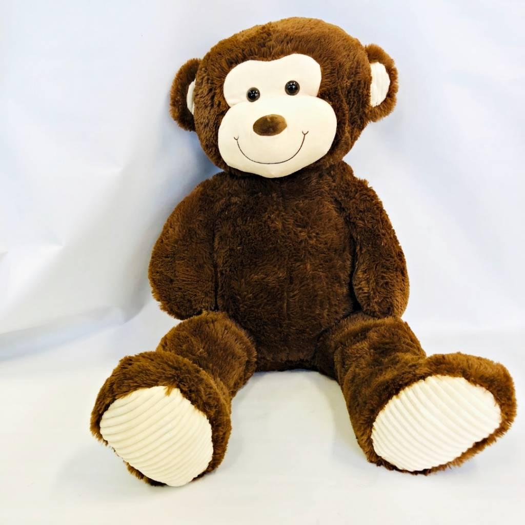 Mono Peluche Marrón
